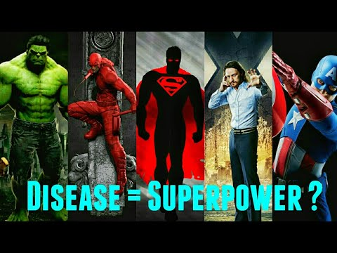 "Rare Diseases That Are Actually Feel Like ""Superpowers"""