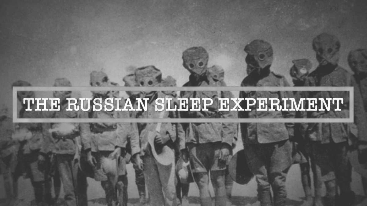 Russian Sleep Experiment | Everything You Need To Know
